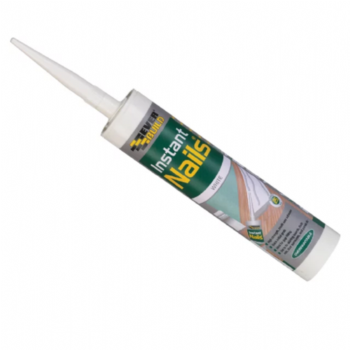 Everbuild Instant Nails Grab Adhesive White 290ml